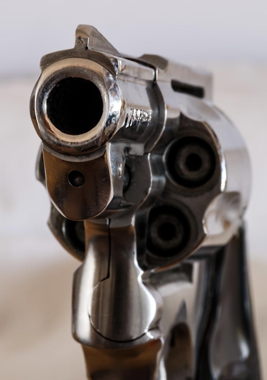 coffre-fort arme a feu