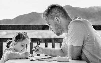 Discerner la personnalité à travers un dessin chez un enfant.
